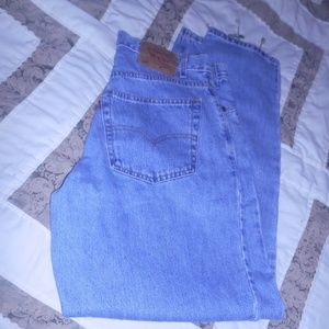 Levi's 560 Loose fit ~ High Rise